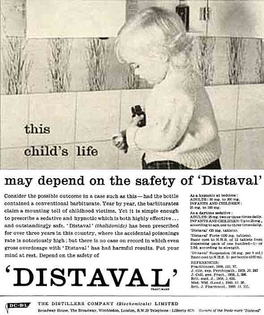 "Thalidomide (""Distaval"")"