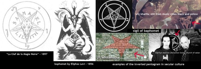 Satanic Symbols And Their Meaning Vesselanaw